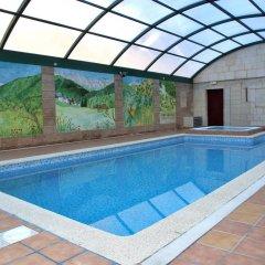 Отель Suite Aparthotel El Refugio de Aran Vielha бассейн фото 2