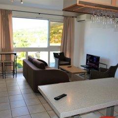 Отель F3 Manureva Apartment 2 Французская Полинезия, Фааа - отзывы, цены и фото номеров - забронировать отель F3 Manureva Apartment 2 онлайн комната для гостей фото 2