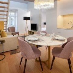 Отель Ouro Grand By Level Residences Лиссабон в номере