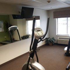 Отель Sleep Inn Frederick фитнесс-зал
