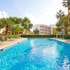 Отель Econotel Las Palomas Apartments Испания, Магалуф - отзывы, цены и фото номеров - забронировать отель Econotel Las Palomas Apartments онлайн бассейн фото 3