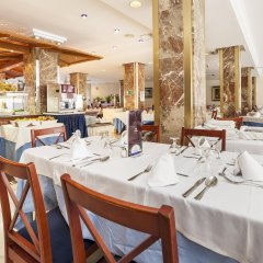 Отель Globales Condes de Alcudia питание