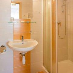 Отель CYRO Брно ванная