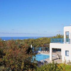 Отель Вилла Azzurro Luxury Holiday пляж фото 2