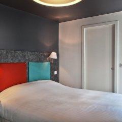 Hotel des Métallos комната для гостей
