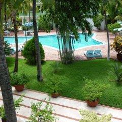 Acapulco Park Hotel бассейн