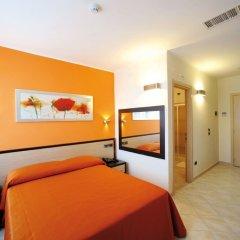 Hotel Cristina Рокка-Сан-Джованни комната для гостей фото 5