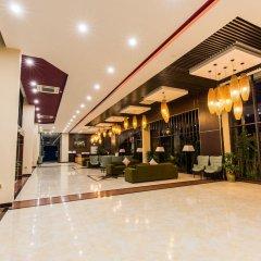 Отель Hamya Hotsprings and Resort интерьер отеля