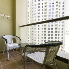 Отель One Perfect Stay - Shams 2 балкон