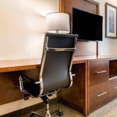 Отель Comfort Suites Columbus Airport США, Колумбус - отзывы, цены и фото номеров - забронировать отель Comfort Suites Columbus Airport онлайн удобства в номере