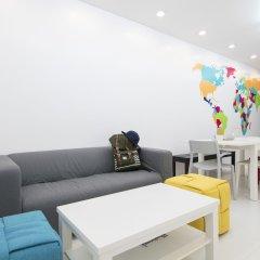 Pixellar Hostel Бангкок интерьер отеля