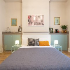 Отель Хостел Bloomsbury Rooms with Shared Bathrooms Великобритания, Лондон - отзывы, цены и фото номеров - забронировать отель Хостел Bloomsbury Rooms with Shared Bathrooms онлайн комната для гостей фото 3