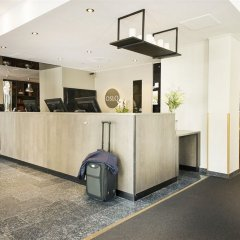 Отель Scandic Oslo City Норвегия, Осло - 1 отзыв об отеле, цены и фото номеров - забронировать отель Scandic Oslo City онлайн интерьер отеля фото 3
