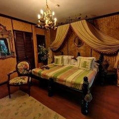 Отель Hôtel Fenua Mata'i'oa комната для гостей фото 5