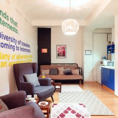 Апартаменты Internesto Apartments Downtown Брно интерьер отеля фото 2