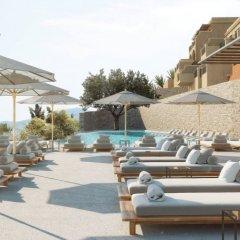Отель Corfu Village Сивота бассейн