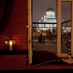 Отель Moscow Point — Красный октябрь 3* Номер Делюкс фото 6