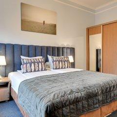 Апартаменты Lion Apartments - Sopockie Klimaty Сопот комната для гостей фото 4