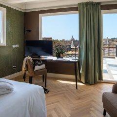 Damaso Hotel комната для гостей