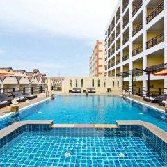 Golden Sea Pattaya Hotel детские мероприятия фото 2
