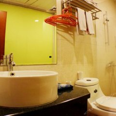 Jinhaibin Hotel ванная фото 2