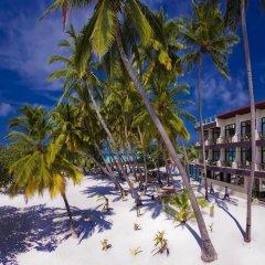 Kaani Beach Hotel пляж
