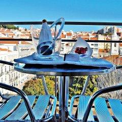 Отель Lisbon City Лиссабон балкон