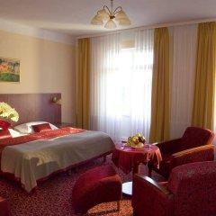 Отель Pawlik Чехия, Франтишкови-Лазне - отзывы, цены и фото номеров - забронировать отель Pawlik онлайн комната для гостей фото 5