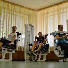 Санаторий Подмосковье УДП РФ фитнесс-зал фото 2