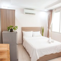 Отель TRIIP Orion 416 Apartment Вьетнам, Хошимин - отзывы, цены и фото номеров - забронировать отель TRIIP Orion 416 Apartment онлайн комната для гостей