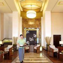 Отель The Manila Hotel Филиппины, Манила - 2 отзыва об отеле, цены и фото номеров - забронировать отель The Manila Hotel онлайн интерьер отеля