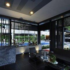 Отель Roomme Hospitality Nang Linchee Branch Бангкок интерьер отеля