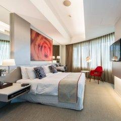 Wangz Hotel комната для гостей