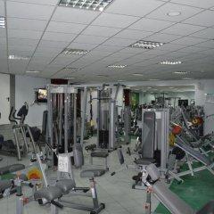 Hotel Aquapark Alligator Тернополь фитнесс-зал
