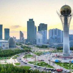 Гостиница Wyndham Garden Astana Казахстан, Нур-Султан - 1 отзыв об отеле, цены и фото номеров - забронировать гостиницу Wyndham Garden Astana онлайн пляж фото 2