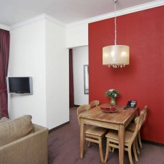 Апартаменты Nova Apartments комната для гостей