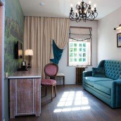 Отель Вилла Тоскана Калининград комната для гостей фото 4