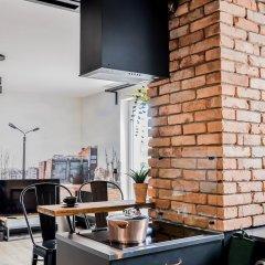 Апартаменты Grand Apartments - Bastion Wałowa Гданьск питание