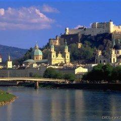 Отель Amadeus Австрия, Зальцбург - отзывы, цены и фото номеров - забронировать отель Amadeus онлайн приотельная территория
