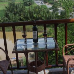 Отель Hoi An River Palm Villas балкон