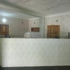 Отель Ekulu Green Guest House Энугу сауна