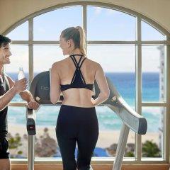 Отель JW Marriott Cancun Resort & Spa Мексика, Канкун - 8 отзывов об отеле, цены и фото номеров - забронировать отель JW Marriott Cancun Resort & Spa онлайн фитнесс-зал
