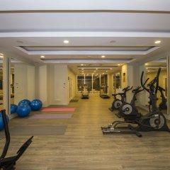 Отель Palm World Resort & Spa Side - All Inclusive Сиде фитнесс-зал