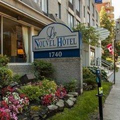 Отель Le Nouvel Hotel & Spa Канада, Монреаль - 1 отзыв об отеле, цены и фото номеров - забронировать отель Le Nouvel Hotel & Spa онлайн парковка