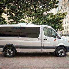 Magnolia Hotel Dallas Downtown городской автобус