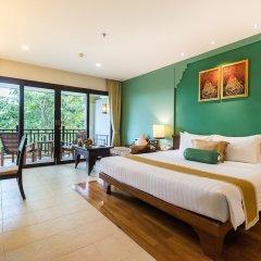 Отель Ravindra Beach Resort And Spa комната для гостей фото 8