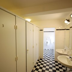 Отель Arte Luise Kunsthotel Германия, Берлин - 3 отзыва об отеле, цены и фото номеров - забронировать отель Arte Luise Kunsthotel онлайн ванная