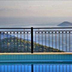 Villa Zumrut 2 by Akdenizvillam Турция, Патара - отзывы, цены и фото номеров - забронировать отель Villa Zumrut 2 by Akdenizvillam онлайн балкон