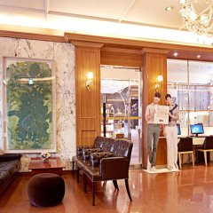 HOTEL SKYPARK Myeongdong III интерьер отеля фото 2