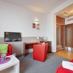 Отель Aparts Bed & Breakfast удобства в номере фото 2